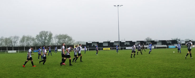 Badgers Do The Double Over Thorne