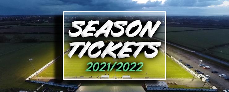 Season Tickets 2021/2022